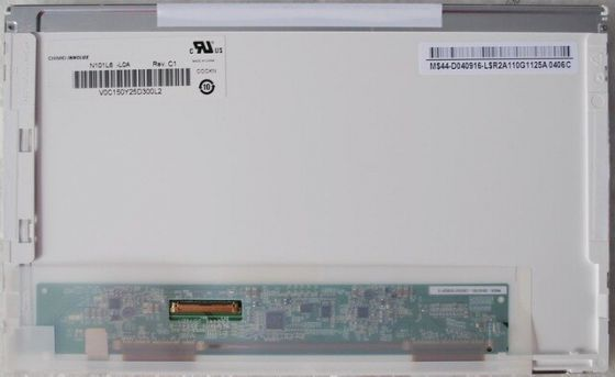 """N101L6-L02 REV.C1 LCD 10.1"""" 1024x600 WSVGA LED 40pin display displej Chi Mei"""