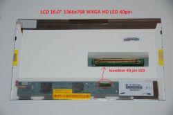 """Asus K62 display 16"""" WXGA HD 1366x768"""