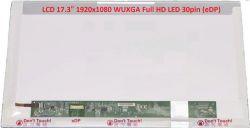 "Display B173HTN01.1 HW0A 17.3"" 1920x1080 LED 30pin (eDP)"