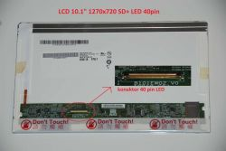 "Display B101EW02 V.1 10.1"" 1270x720 LED 40pin"