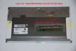 "Display LP156WF3(SL)(B3) 15.6"" 1920x1080 IPS LED 50pin"