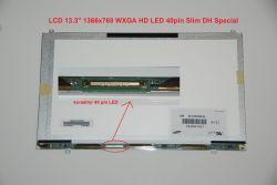 "Display LTN133AT23-801 13.3"" 1366x768 LED 40pin Slim DH Special"
