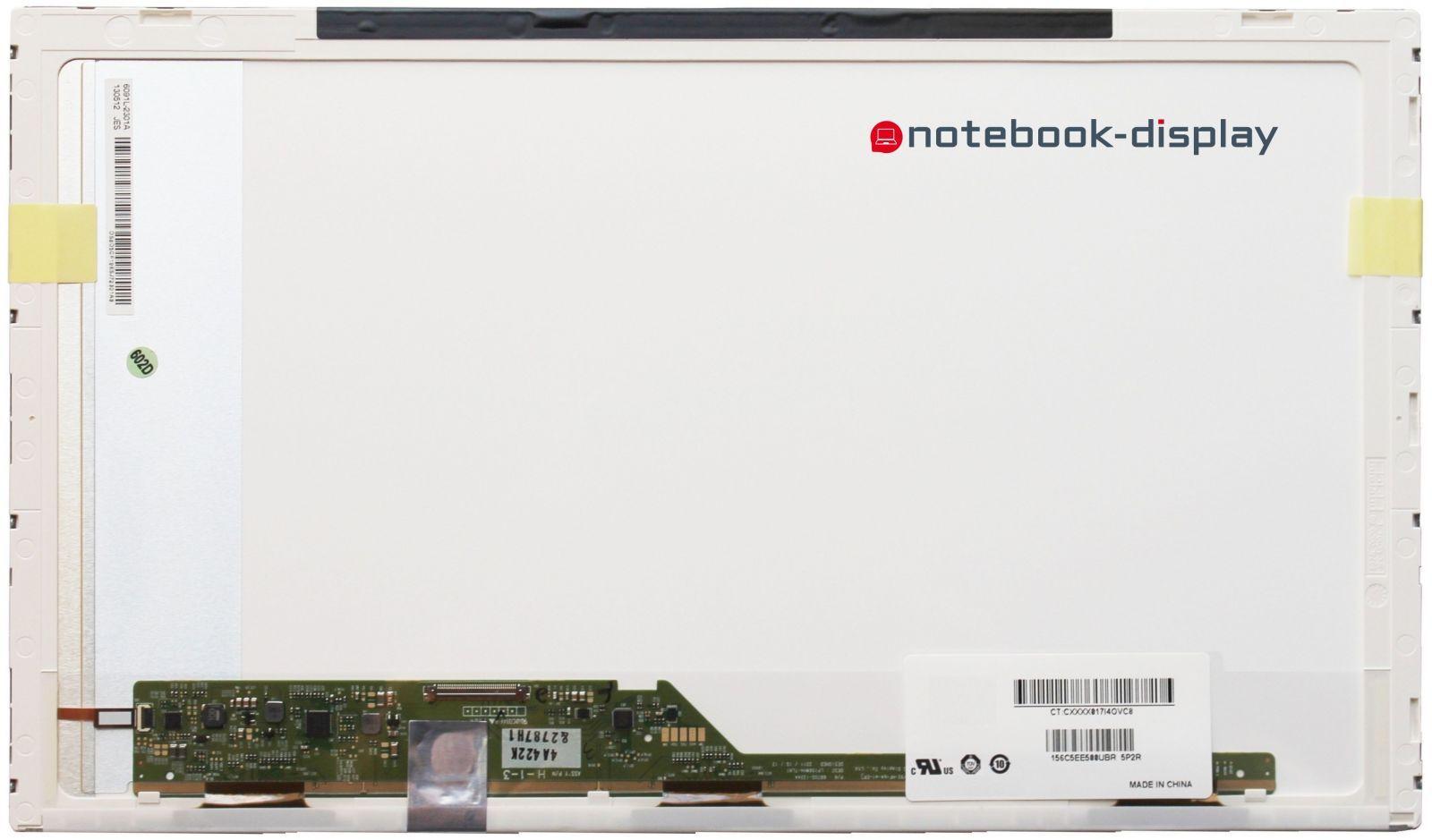 """B156RW01 V.0 LCD 15.6"""" 1600x900 WXGA++ HD+ LED 40pin display displej AU Optronics"""