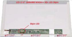 "Asus X751 display 17.3"" LED LCD displej WXGA++ HD+ 1600x900"