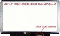 "Display B133XTN01.6 HW1A 13.3"" 1366x768 LED 30pin (eDP) Slim LP"