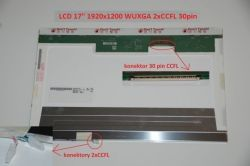 "Display B170UW02 V.0 17"" 1920x1200 2xCCFL 30pin"