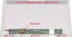 "Asus X751LK display 17.3"" LED LCD displej WXGA++ HD+ 1600x900"